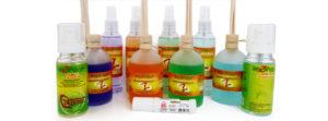 Zanzarstop con oli essenziali